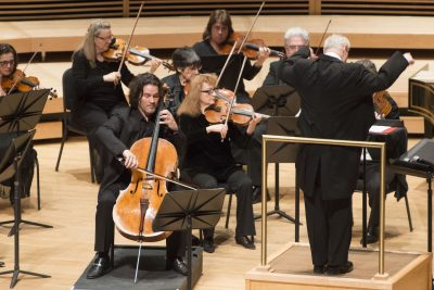 Zuill Bailey performs Vivaldi concerts led by conductor Piotr Gajewski.