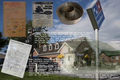 """18035 Georgia Avenue, Olney, Maryland-1917/2016"""