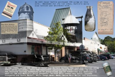 """16800 Georgia Ave. ca. 1940s/2016"""