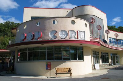 Glen Echo Park Popcorn Gallery