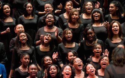 Children of the Gospel Choir.