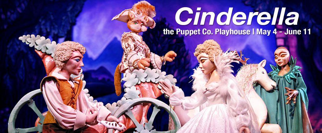 Puppet Co Cinderella