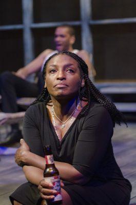 Dawn Ursula as Catherine.