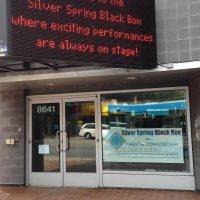 Silver Spring Black Box Theatre