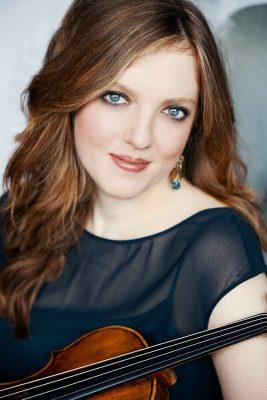 Rachel Barton Pine, Violin