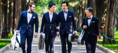 Shanghai Quartet & Alexander Fiterstein, Strin...