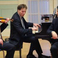 Tempest Trio & Daniel Getz, Piano Trio + Viola