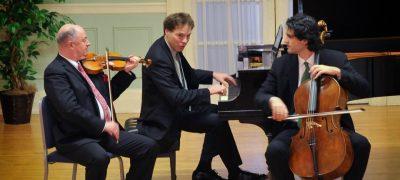 Tempest Trio & Daniel Getz, Piano Trio + Viola...