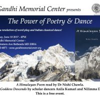 The Power of Poetry and Dance