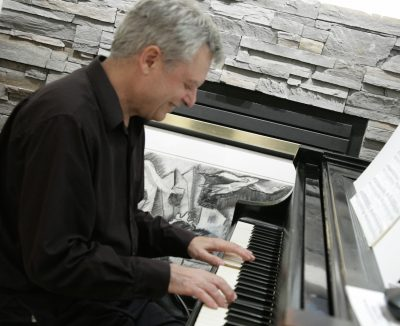 Washington Musica Viva founder and co-director Carl Banner