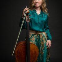 Ashley Bathgate, Cello