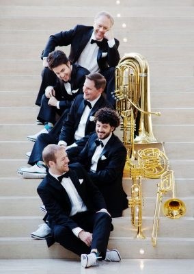 Canadian Brass: Christmas Time is Here