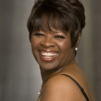 Irma Thomas with members of Preservation Hall and ...
