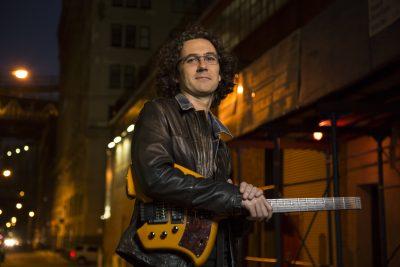 Oscar Peñas, Jazz Guitar