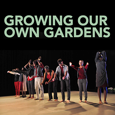Work in Progress: Dance Exchange's Growing Our O...