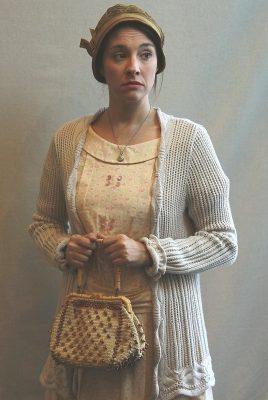 Jennifer Osborn as Rosa.