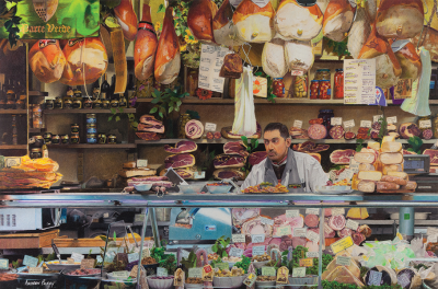 """Macelleria,"" Andrew Purdy"