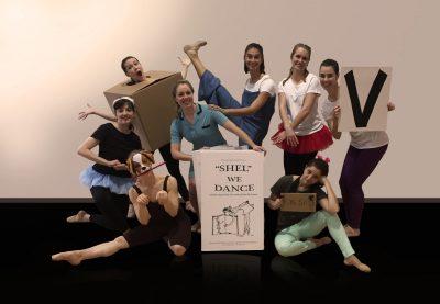 """""""Shel"""" We Dance"""