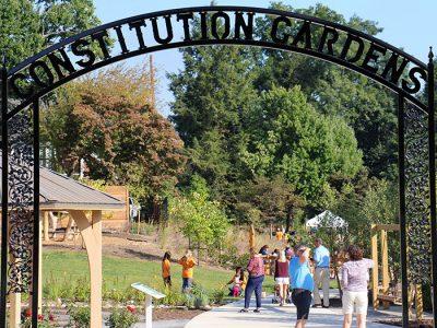 Constitution Gardens Park