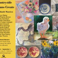 """Countryside Artisans Create"" Gallery Exhibit and Reception"