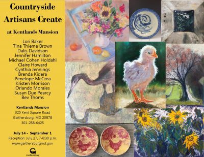 """Countryside Artisans Create"" Gallery Exhibit and ..."