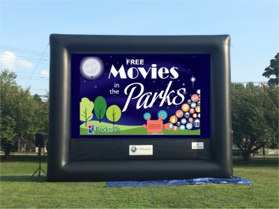 FREE Movies in the Parks Series