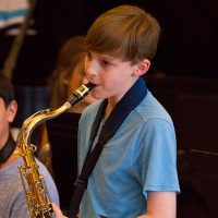 Summer Saxophone at Levine Music