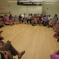 August Community Sing