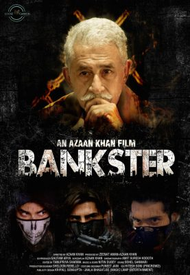 "The United States premiere of the 100-minute Indian feature film, ""Bankster,"" is in Hindi and English, with English subtitles. It will be shown at 8:30 p.m. Sept. 8."
