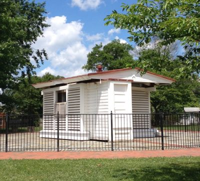 Gaithersburg's International Latitude Observatory