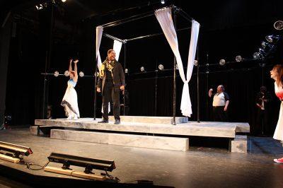 "The ensemble of National Players'""Othello"""