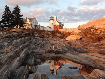 """Like Pemaquid,"" photograph by Candace Clifford, Pemaquid Point Light Station, Bristol, Maine"