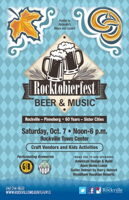 City of Rockville Rocktobierfest