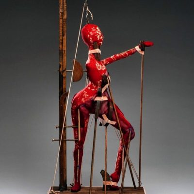 Guise and Dolls 2 DAY Figurative Sculpture workshop with Melissa Ichiuji