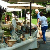 Glen Echo Pottery Labor Day Sale