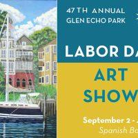 Labor Day Art Show