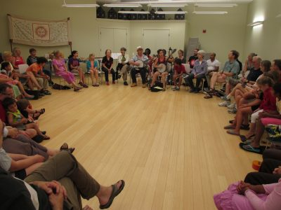 Revels-Carpe Diem August Community Sing