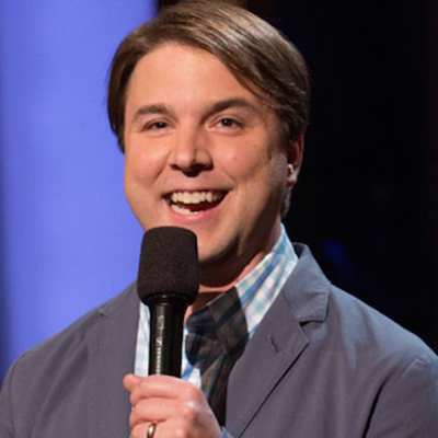 AMP & Comedy Zone Present: Andy Woodhull &...
