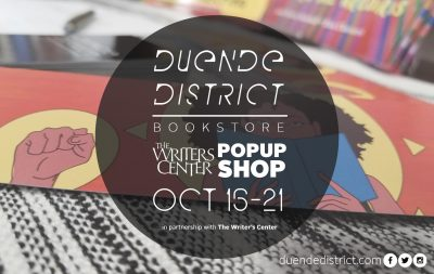 Duende District Pop-Up Bookstore