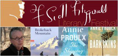F. Scott Fitzgerald Literary Festival Award: Annie...