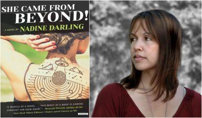 First Novel Prize Winner: Nadine Darling