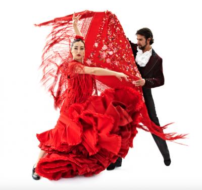 Flamenco Vivo Carlota Santana
