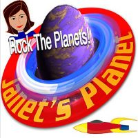 Janet's Planet: Explore the Cosmos