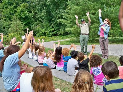 Moving Field Guide Spring Break for Ages 6-10