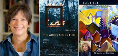 Open Door Reading: Fleda Brown and Shirley Brewer