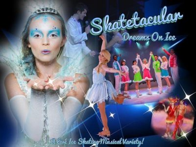 Skatetacular: Dreams on Ice