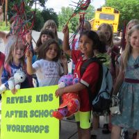 Washington Revels Fall After-School Workshops