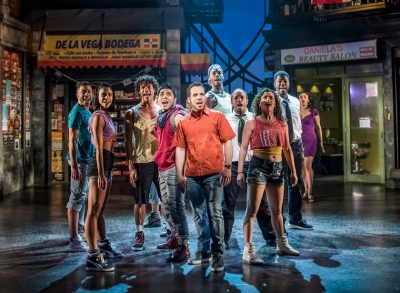 "Grand collaboration: Round House Theatre and Olney Theatre Center continue their two-year collaboration with ""In The Heights."""
