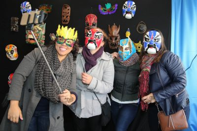 The Kid Museum led a mask activity at last year's annual World of Montgomery Festival.