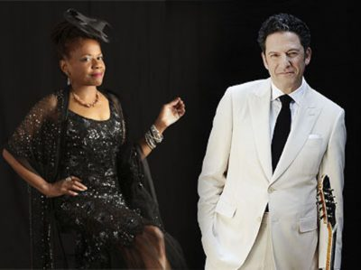 Catherine Russell & John Pizzarelli: A Salute to Billie Holiday & Frank Sinatra
